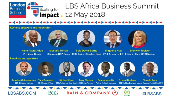 LBS Africa Business Summit 2018