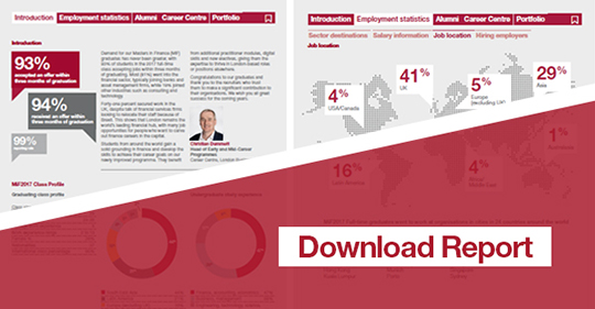MiF Employment Report download