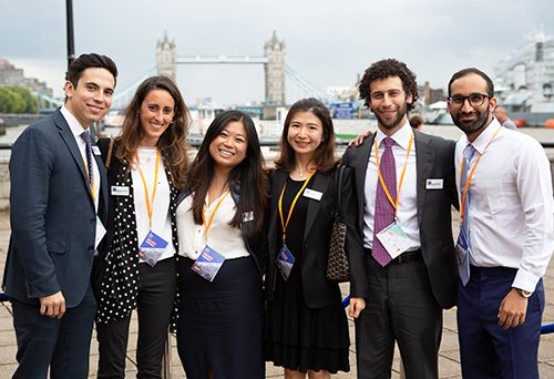 Global communities at LBS