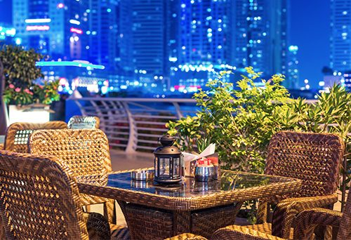 Foodie tour of Dubai