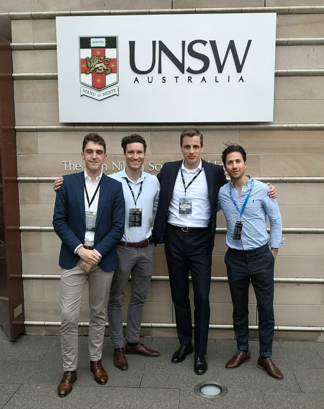 LBSers at the MBA World Summit