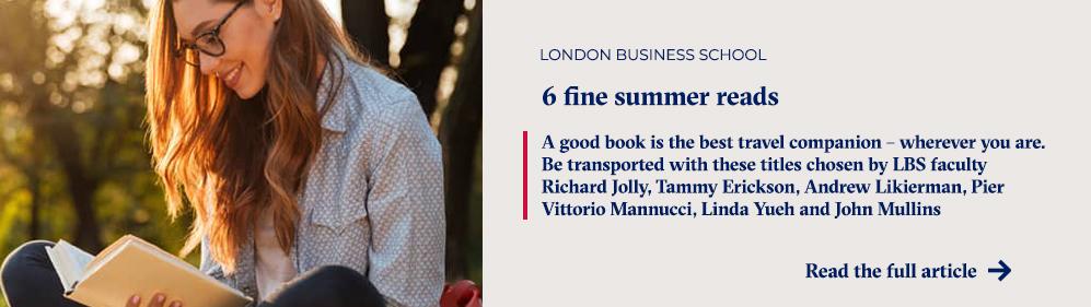 6 fine summer reads