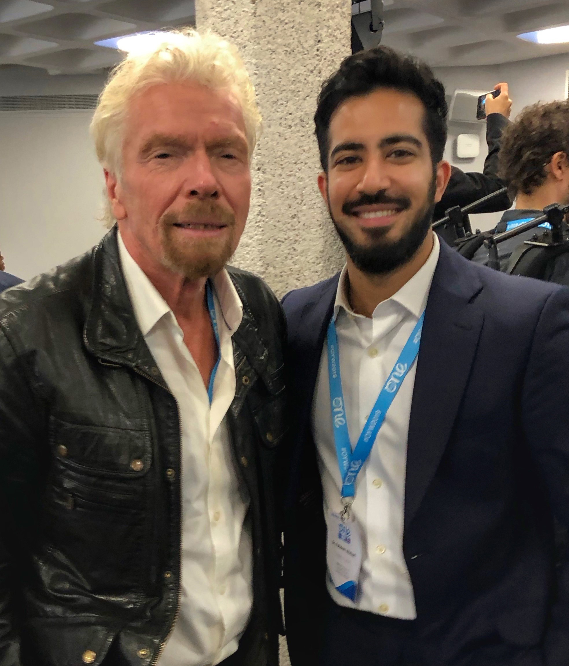The Elders Roundtable with Sir Richard Branson