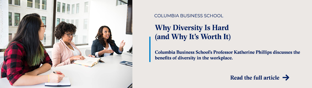 Why Diversity Is Hard