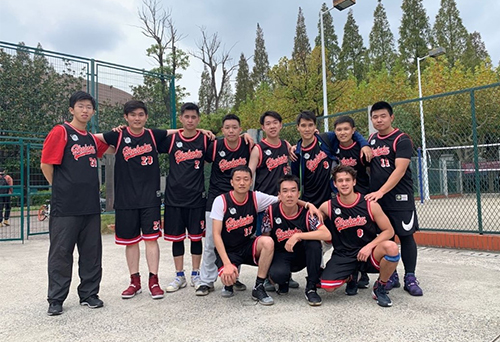 Fudan School of Management basketball team, Philipp Cheng
