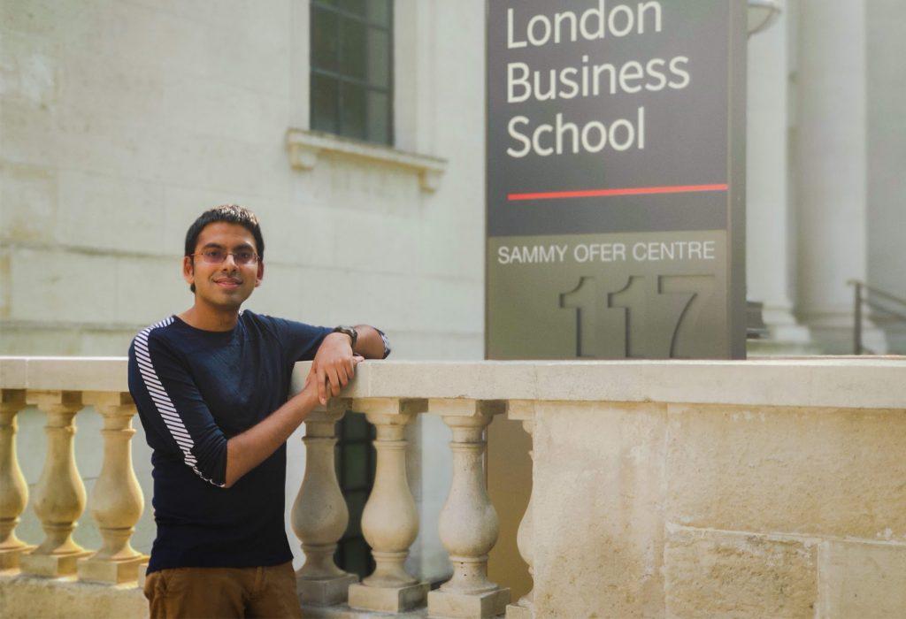 Giri Kesavan MBA2021
