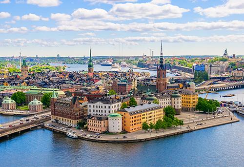 Stockholm Virtual GBE LBS